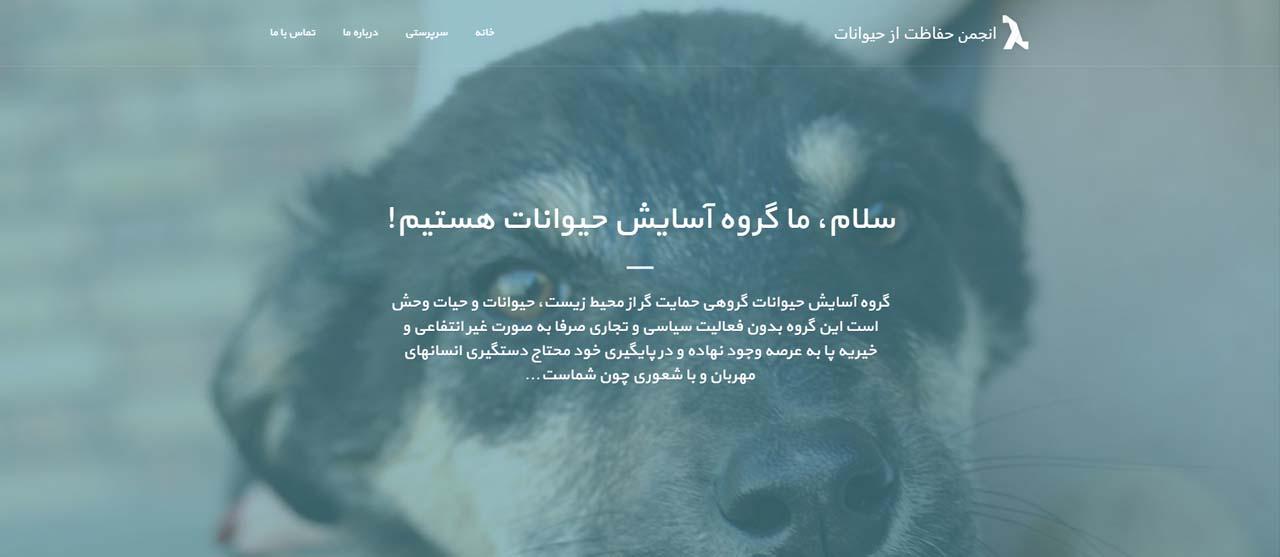 انجمن حفاظت از حیوانات